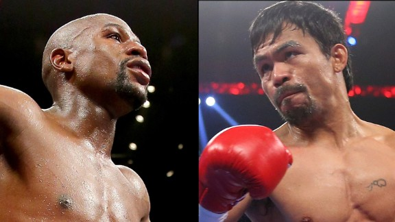Mayweather vs. Pacquiao: Biggest payday in sports