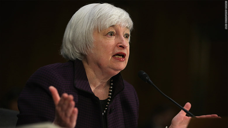 Janet Yellen: Too many Americans aren't making it