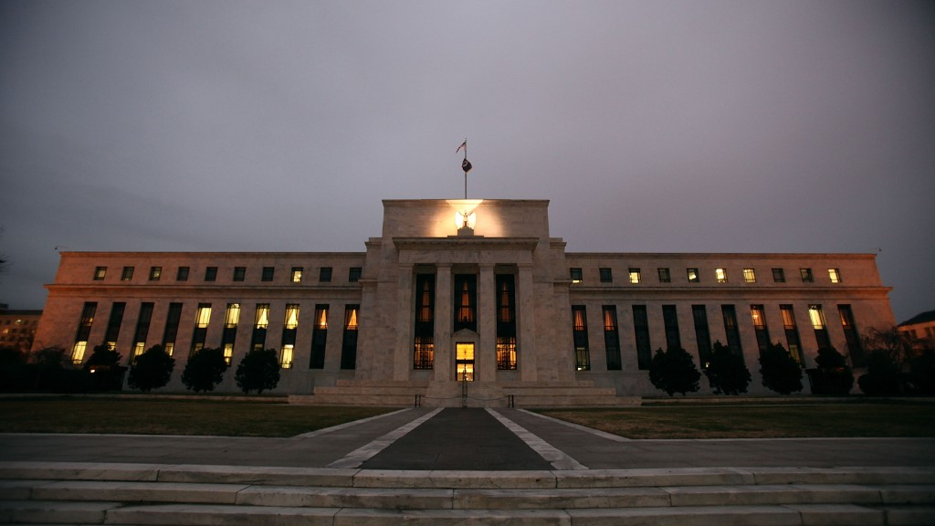 Is the Fed more bullish than the public?