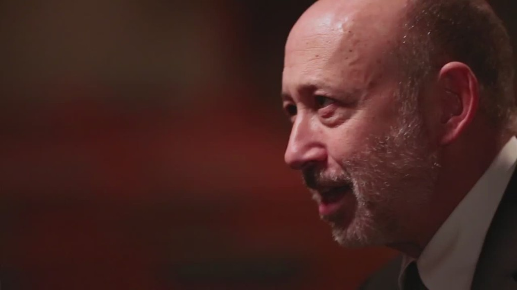 Goldman Sachs CEO on the benefits of low oil