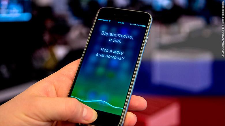 russian siri iphone