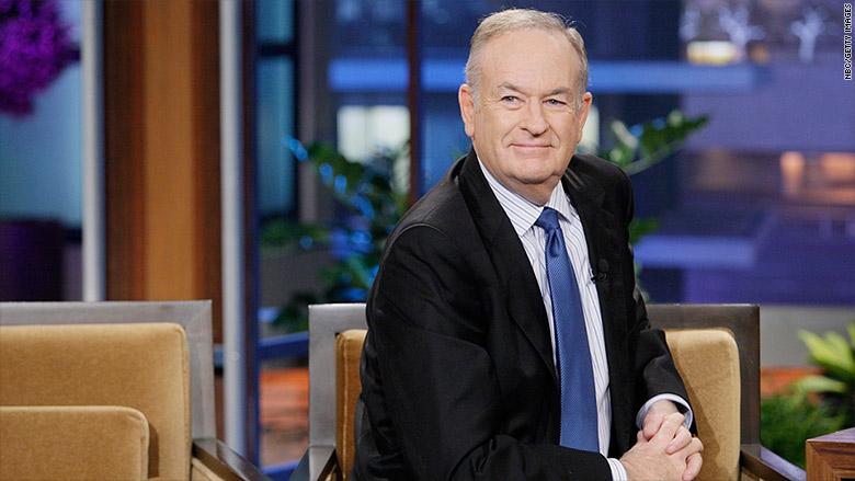 bill o reilly interview