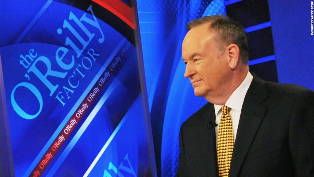 NYT: O'Reilly settled $32 million sexual harassment claim