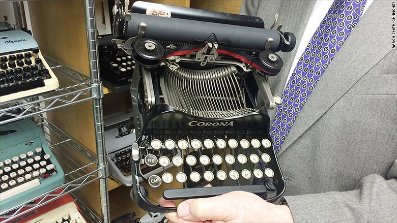 gramercy typewriter 2