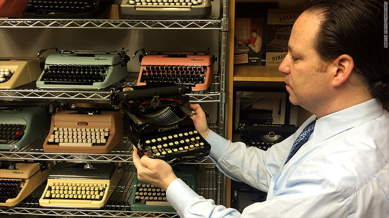gramercy typewriter 4