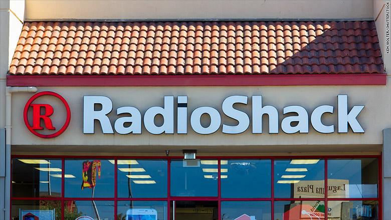 radioshack bid