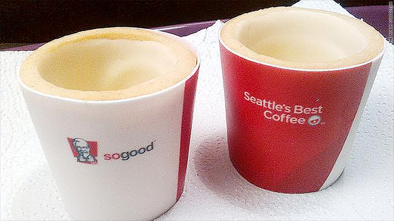 edible coffee cups