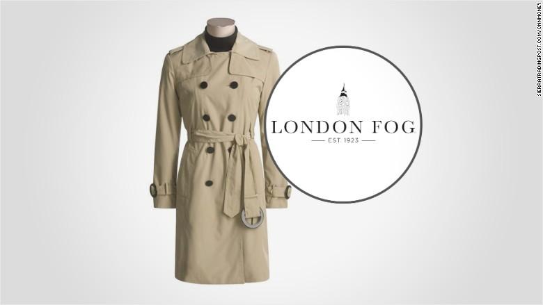 brands beat bankruptcy london fog