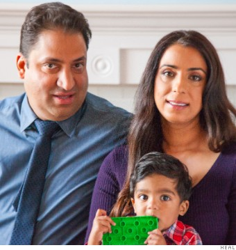 heal desai family