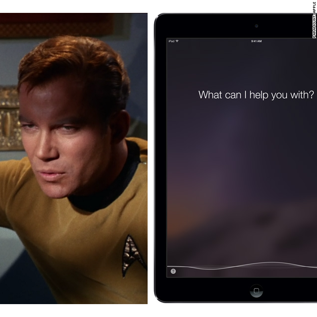Star Trek technology that we use today