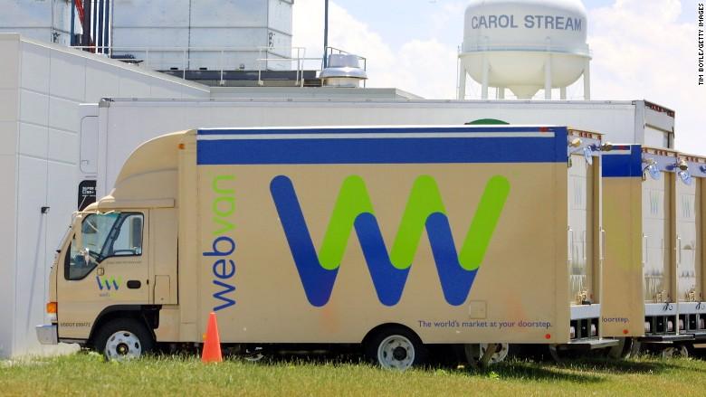 dotcom webvan