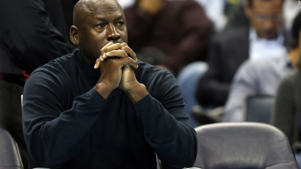 Michael Jordan joins list of billionaires