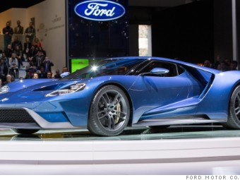 400 000 Gt To Be Most Expensive Ford Ever