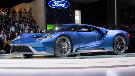 You can now apply for a $450,000 Ford GT