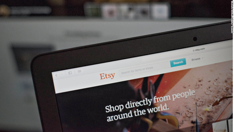 Etsy ipo sign up
