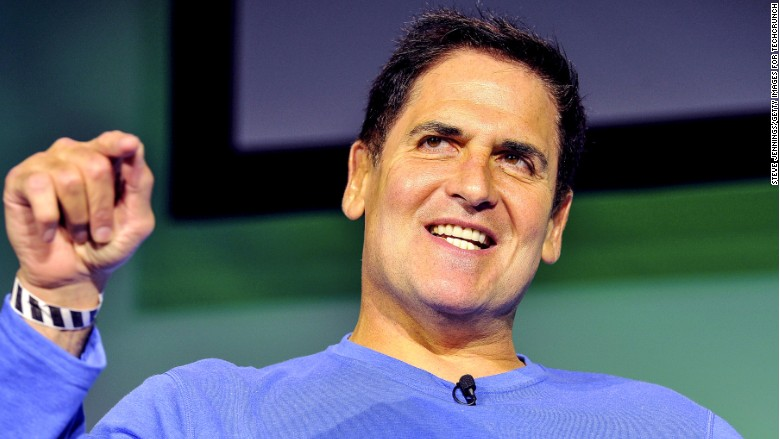mark cuban tech bubble