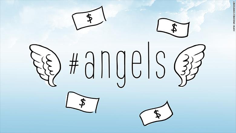twitter angels