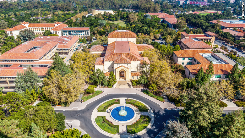Stanford University Private Colleges With The Biggest Payoff Cnnmoney