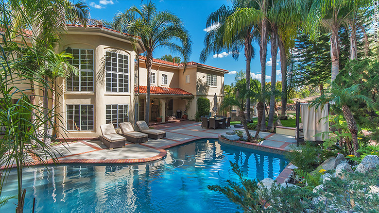 David Hasselhoff S Mansion On Sale For 2 3 Million