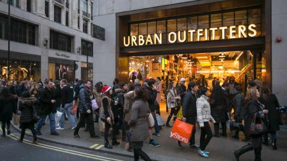 Urban Outfitters is a hit despite offensive clothes