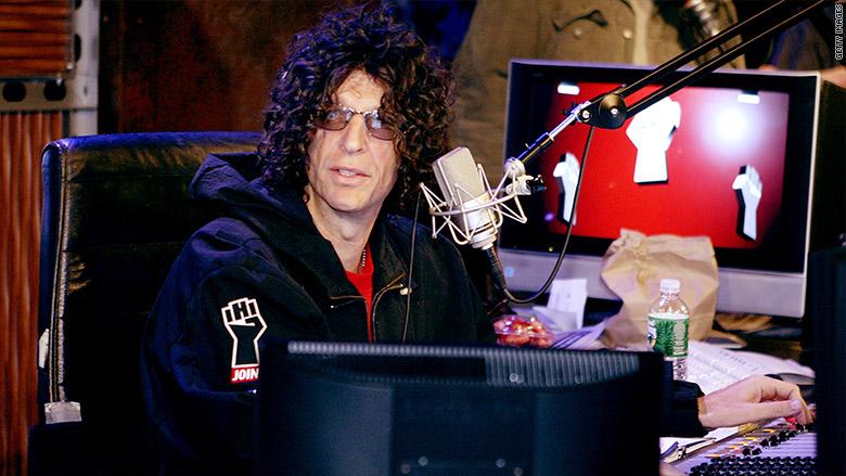 howard stern radio show