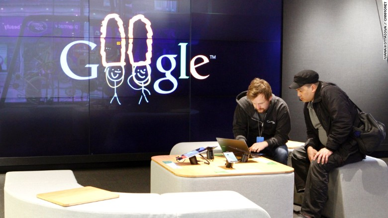 london google shop workspace