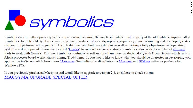 symbolics.com old