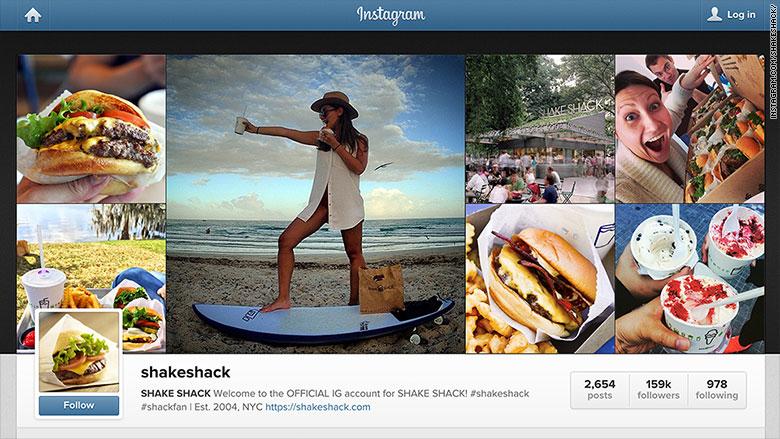 shakeshack instagram