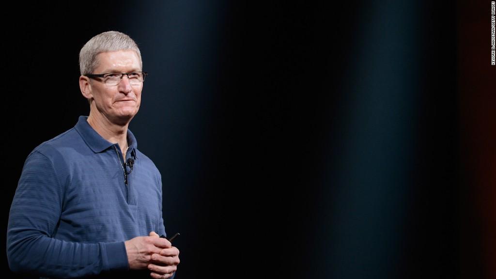 Investors love Tim Cook's Apple