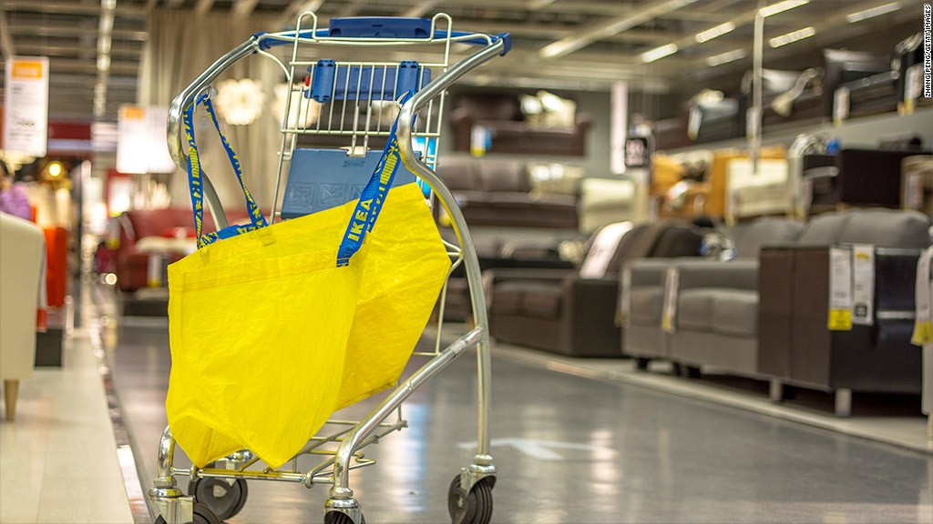 Ikea to shoppers: Stop playing hide and seek