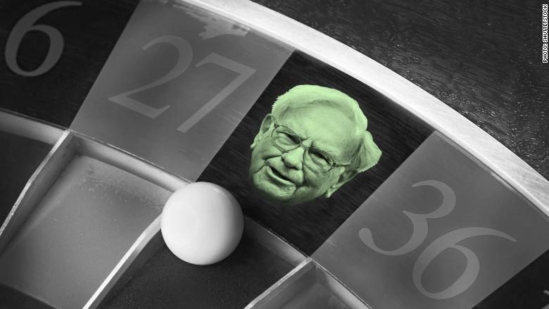 Should I Bet It All On Buffett