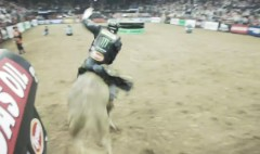24 hours with a professional bull rider