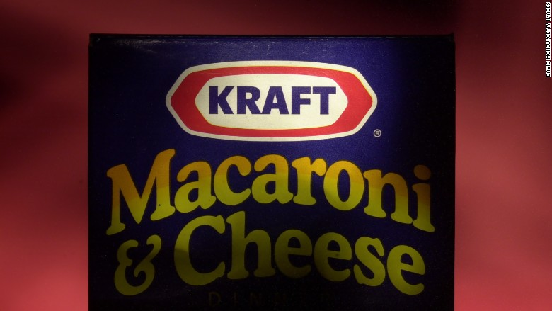 Kraft recalls 242,000 cases of mac and cheese for metal pieces