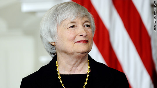 meet janet yellen the most powerful woman in the world meet janet yellen the most powerful