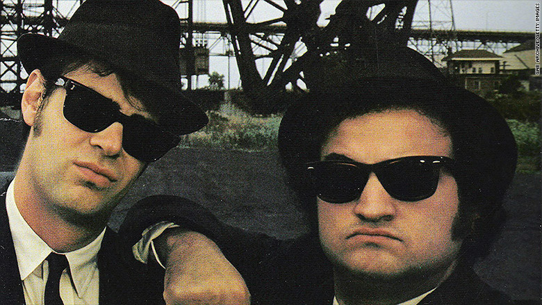 blues brothers record label