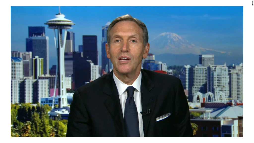 Starbucks CEO's rallying cry to fight racism