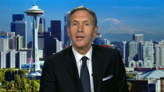 Starbucks CEO Howard Schultz says #RaceTogether 'right thing to do'