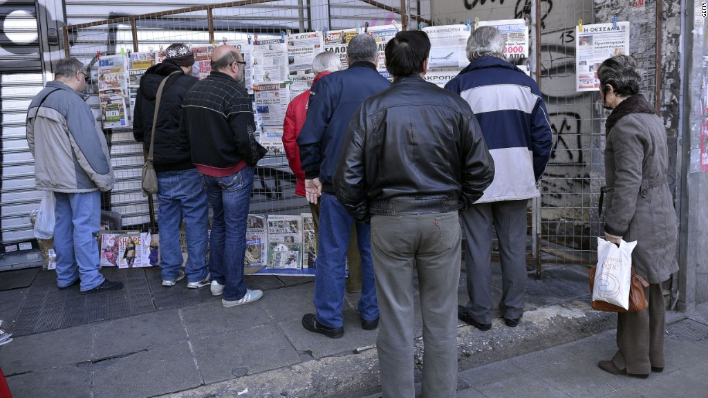 Reviving Greece's economy