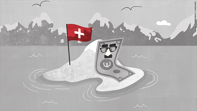 secret swiss bank accounts