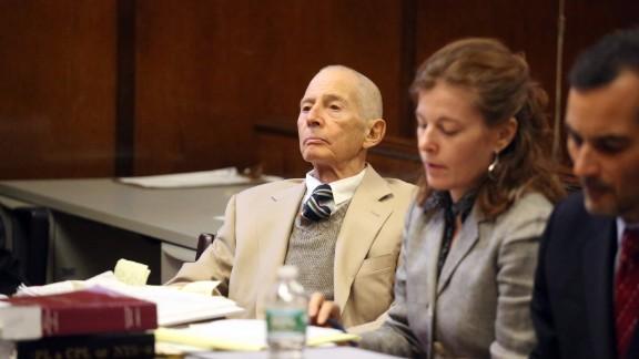 The money behind real estate heir turned murder suspect Robert Durst