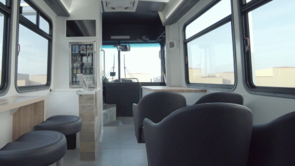 This tech startup is launching a hipster bus route in London