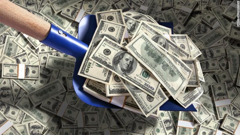 cash capital spending