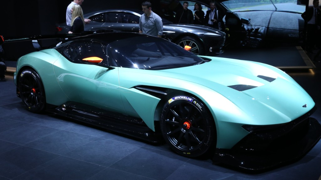 These cars could save Aston Martin