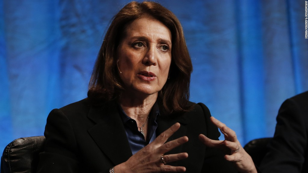 Google S New Cfo And Her 70 Million Pay Package