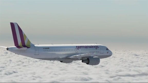 Crashed Germanwings 9525 operated by Lufthansa's budget airline