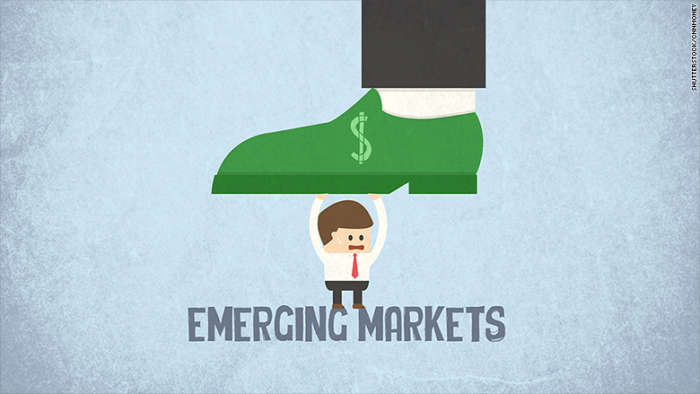 us hurting emerging markets