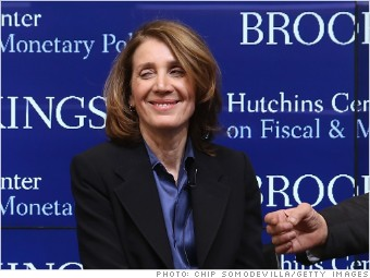 After Ruth Porat leaves, who's Wall Street's top woman?