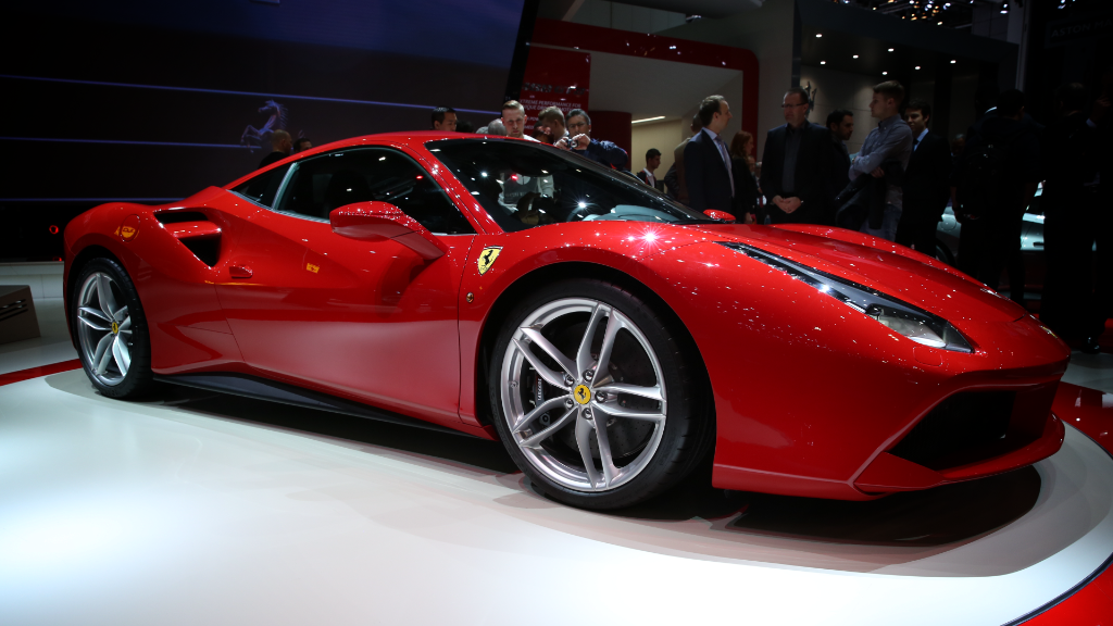 Ferrari's better, faster supercar
