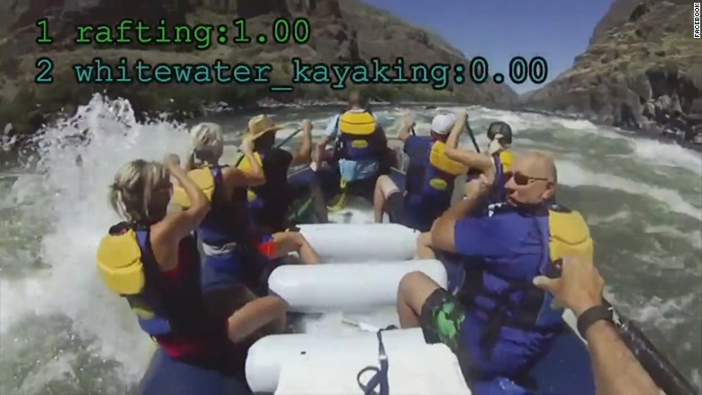 f8 AI rafting