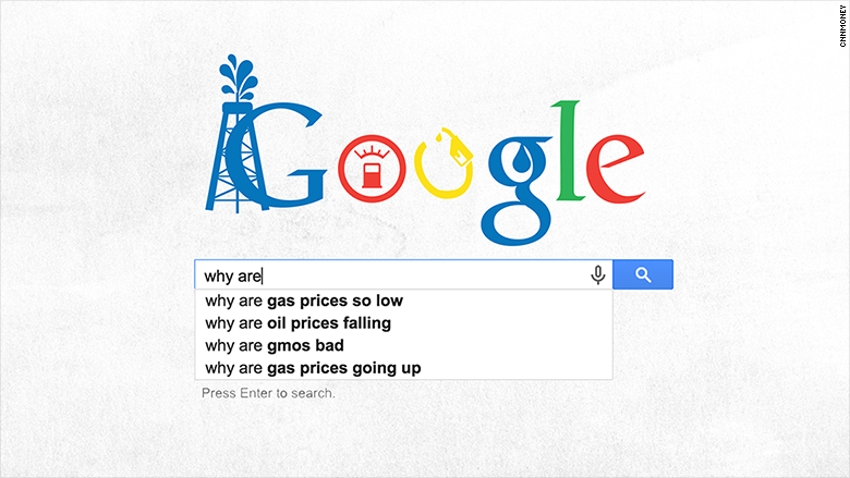google oil search